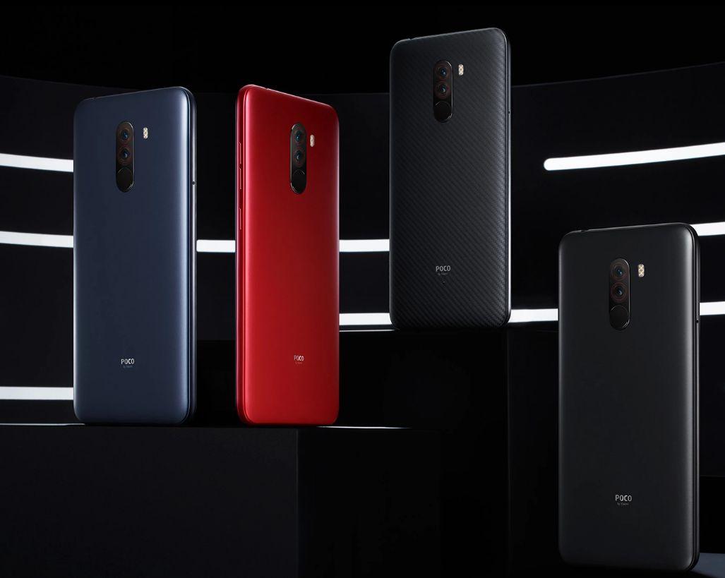 Poco-F1: Xiaomi stellt sehr günstiges Top-Smartphone vor - Das neue Poco-F1 (Bild: Xiaomi)