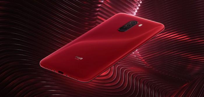 Das neue Poco-F1 (Bild: Xiaomi)