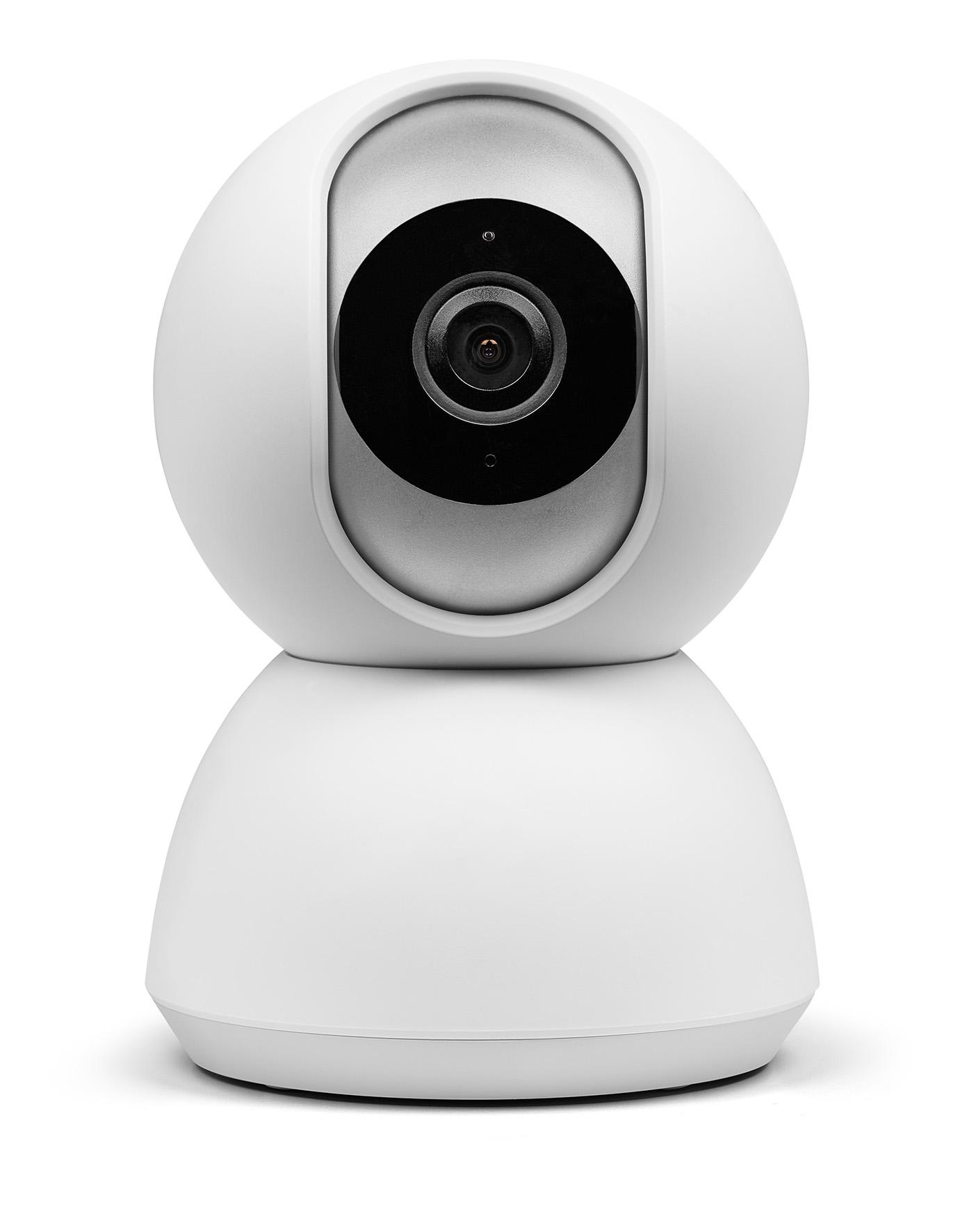 Life+: Medion zeigt Einsteiger-Smarthome mit Alexa-Unterstützung - Kamera von Medion Life+ (Bild: Medion)