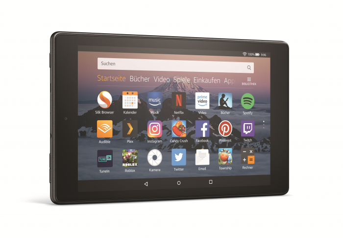 Fire HD 8 (Bild: Amazon)