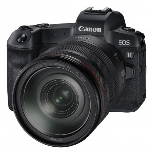 Die neue EOS R von Canon (Bild: Canon)