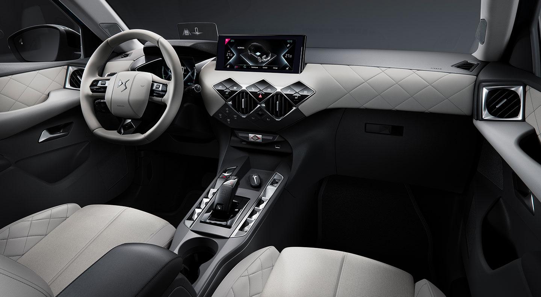 DS Automobiles: Elektroauto DS 3 Crossback mit 300 km Reichweite vorgestellt - DS 3 Crossback (Bild: DS Automobiles)