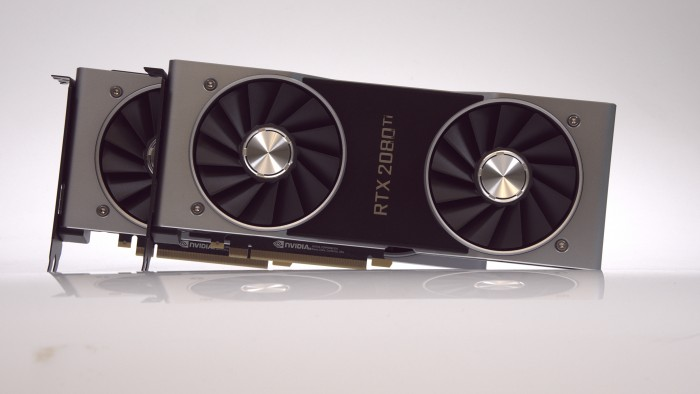 Geforce RTX 2080 Ti und Geforce RTX 2080 (Bild: Marc Sauter/Golem.de)