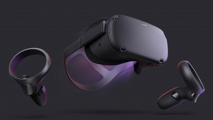 Artwork von Oculus Quest (Bild: Oculus VR)