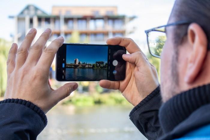 Die Kamera macht gute Bilder. (Bild: Martin Wolf/Golem.de)