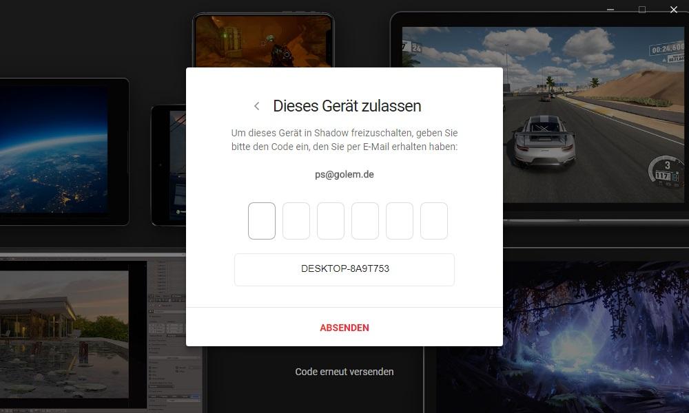 Cloud ausprobiert: Shadow-Streaming mit Matrix-Grusel -