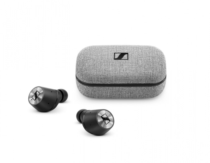 Sennheisers Momentum True Wireless (Bild: Sennheiser)