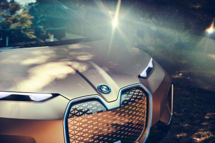 BMW Vision iNext (Bild: BMW)