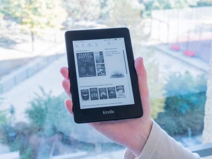 Amazons Kindle Paperwhite (Bild: Martin Wolf/Golem.de)