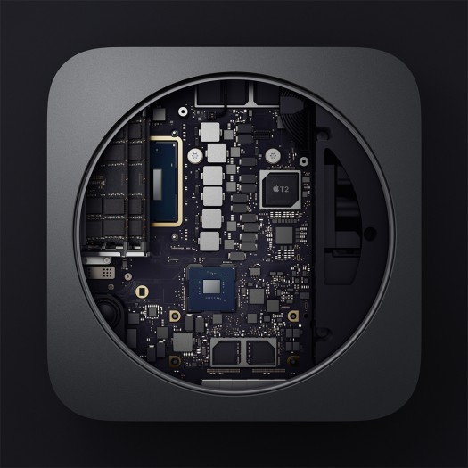 Mac Mini 2018 (Bild: Apple)