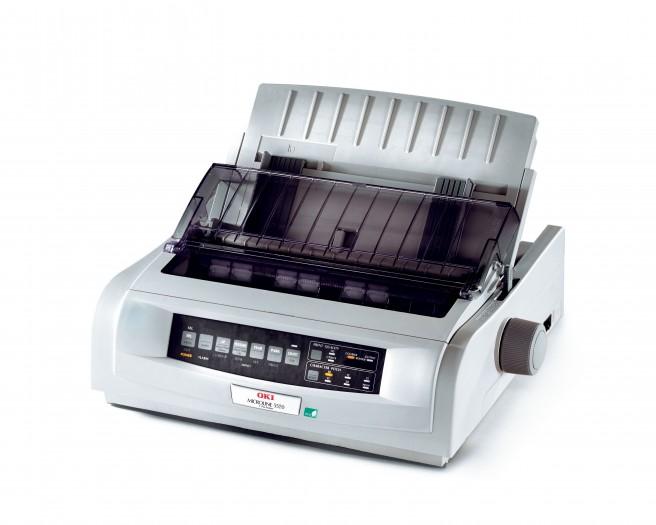 Der Nadeldrucker ML5520eco von Oki (Bild: Oki Deutschland)