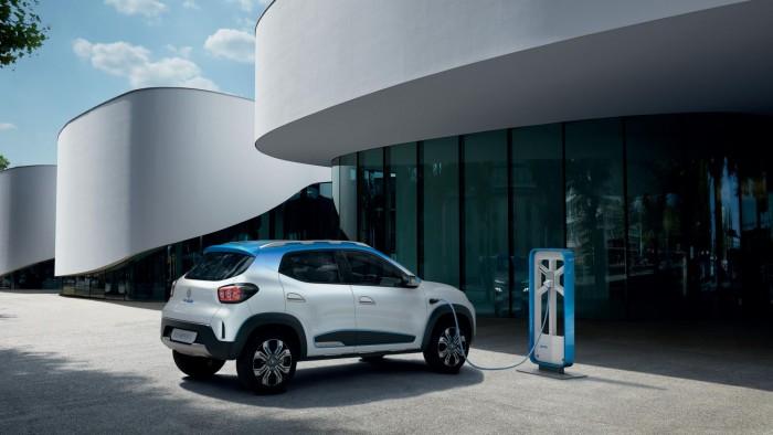 Renault K-ZE (Bild: Renault)