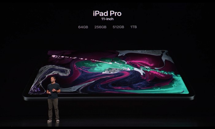 iPad Pro 2018 (Bild: Apple)