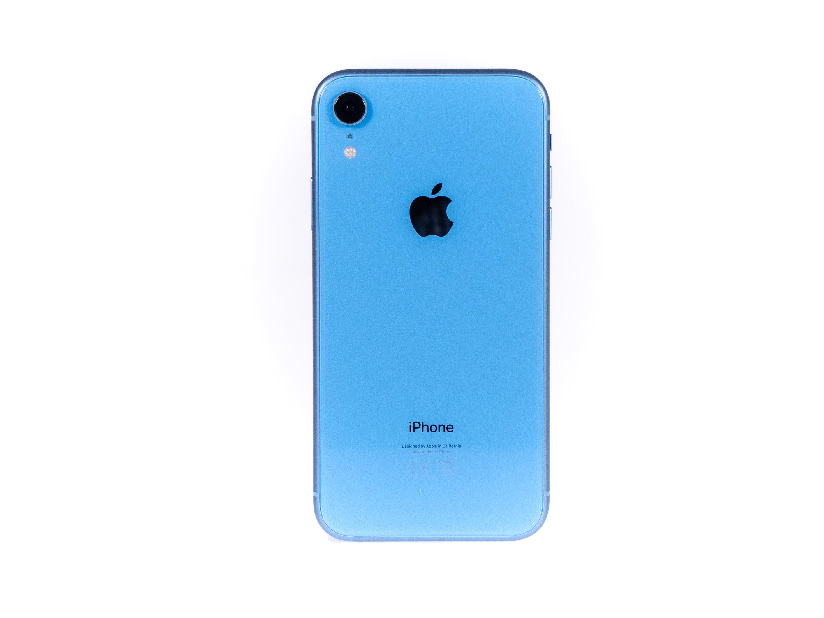 iPhone Xr im Test: Apples günstigeres iPhone ist nicht günstig -