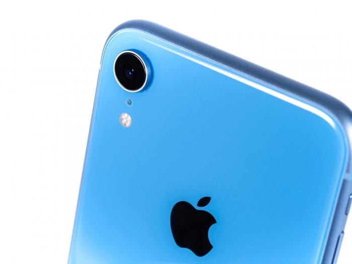 Das iPhone Xr hat eine einzelne Kamera anstelle einer Dualkamera. Die Bildergebnisse sind dennoch sehr gut. (Bild: Martin Wolf/Golem.de)