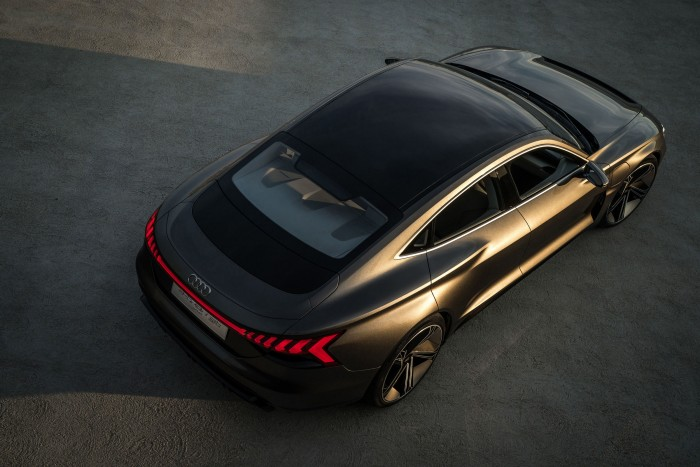 Audi E-tron GT (Bild: Audi)