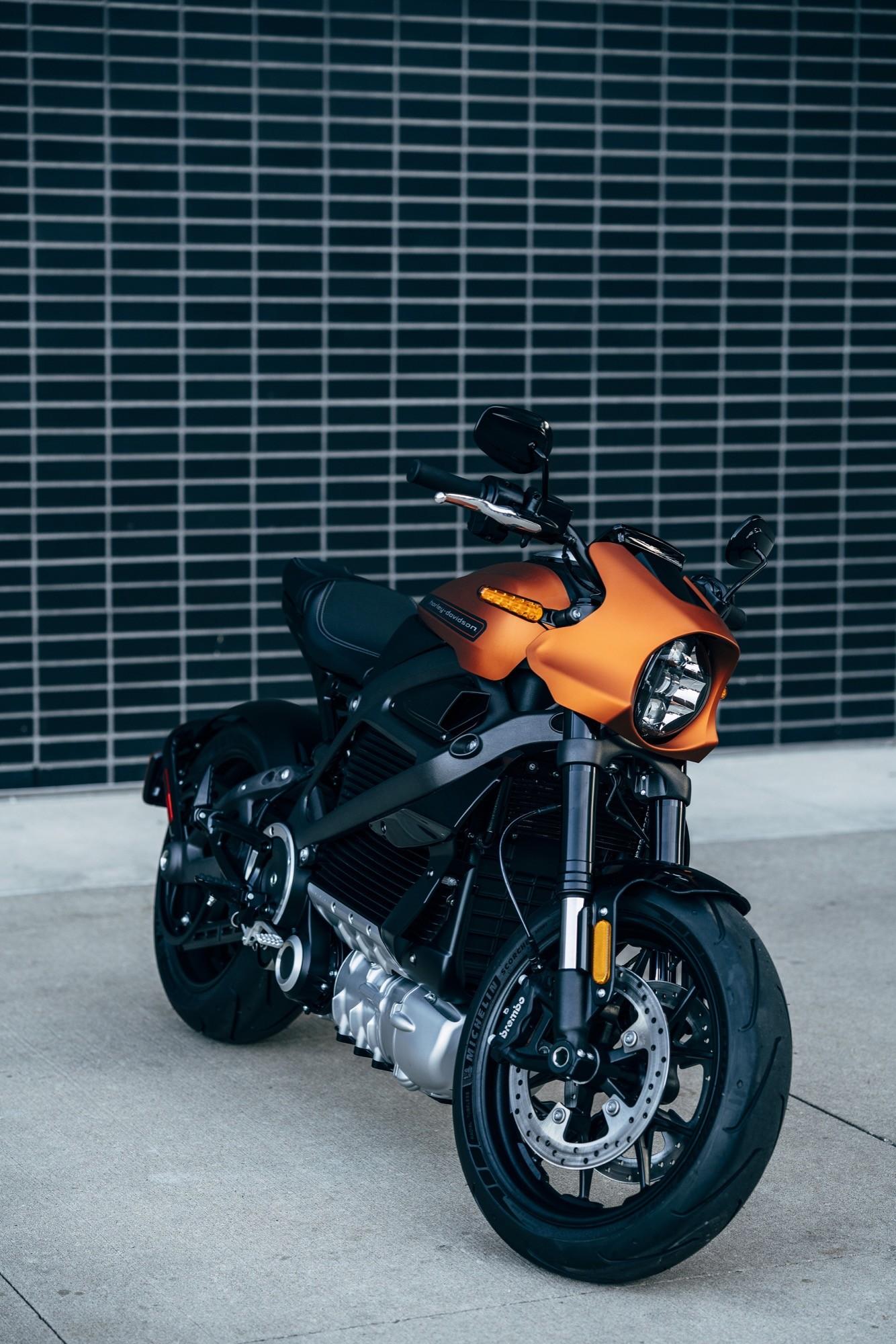 LiveWire: Harley-Davidson stellt sein Elektro-Motorrad vor - Harley-Davidson LiveWire (Bild: Harley)