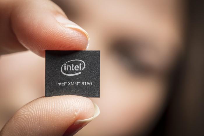XMM 8160 (Bild: Intel)