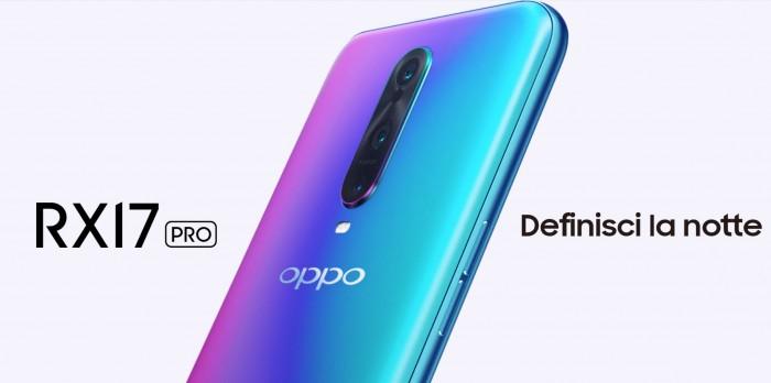 Das Oppo RX17 Pro (Bild: Oppo)