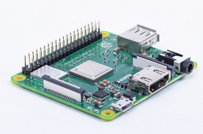 Raspberry Pi 3A+ (Bild: Raspberry Pi Foundation)