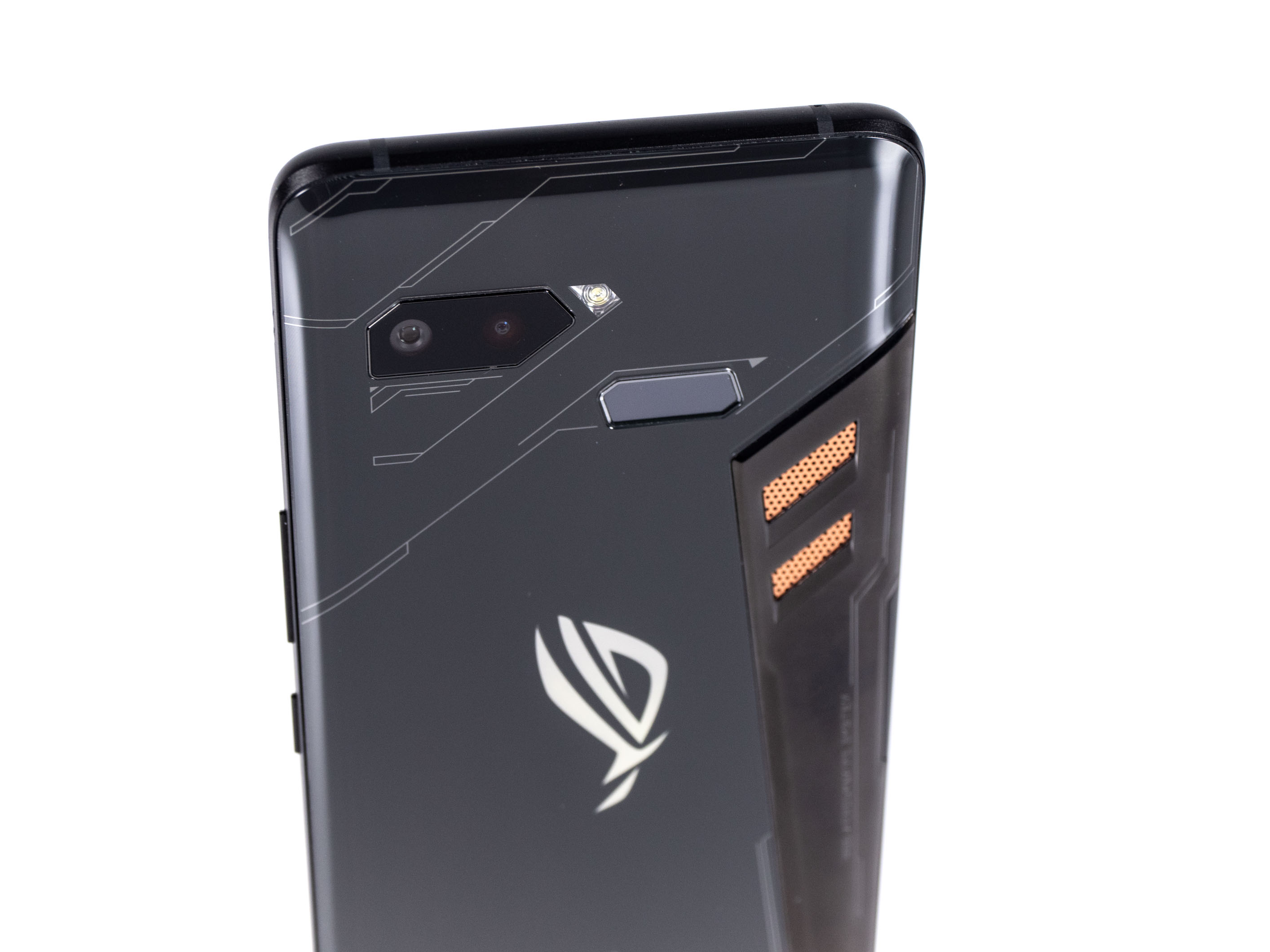 Asus ROG Phone im Test: Hauptsache RGB! -