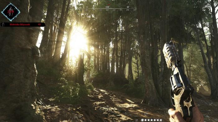 Hunt Showdown (Bild: Crytek/Screenshot: Golem.de)