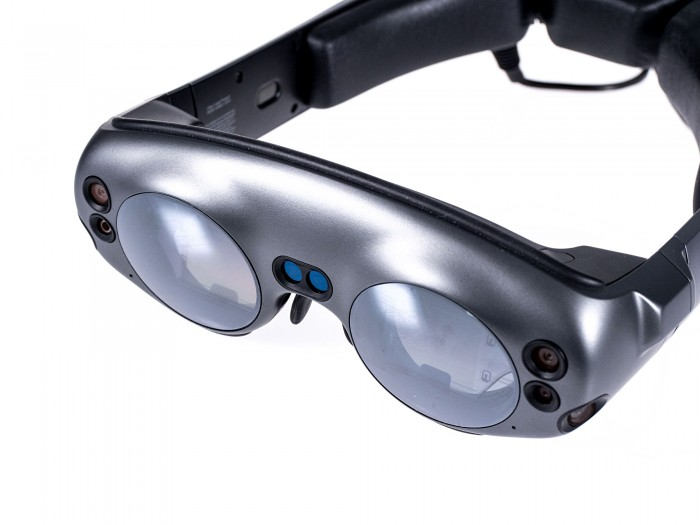 Magic Leap One Creator Edition (Bild: Martin Wolf/Golem.de)
