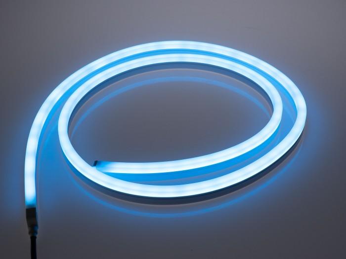 Hue Lightstrip Outdoor in blau (Bild: Martin Wolf/Golem.de)