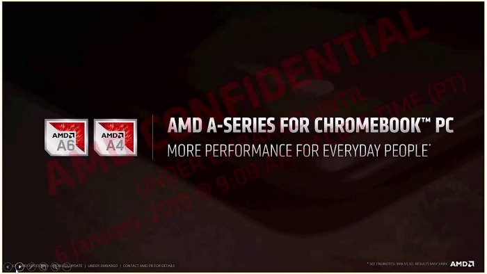 Stoney Ridge für Chromebooks (Bild: AMD)