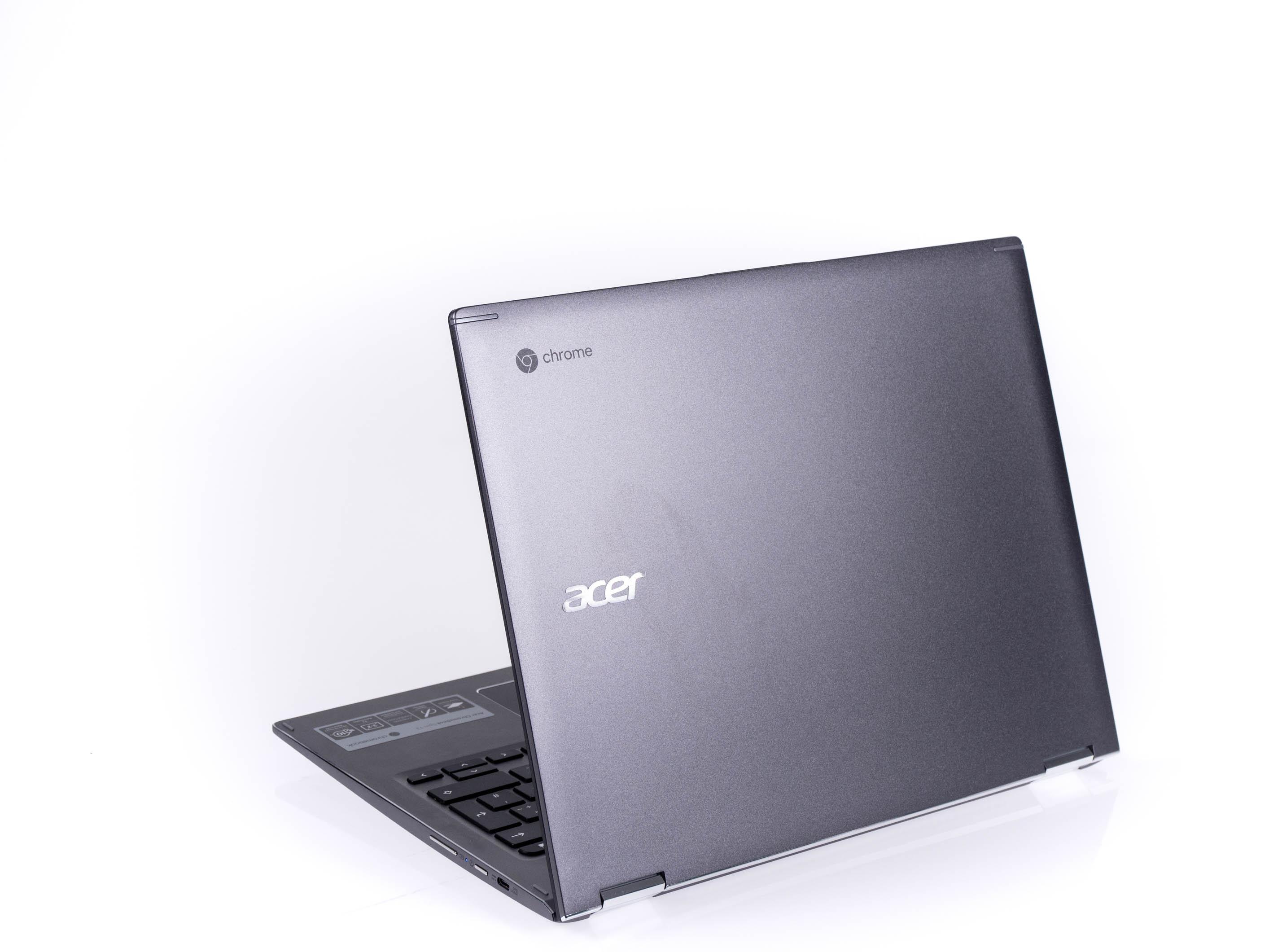 Chromebook Spin 13 im Alltagstest: Tolles Notebook mit Software-Bremse -