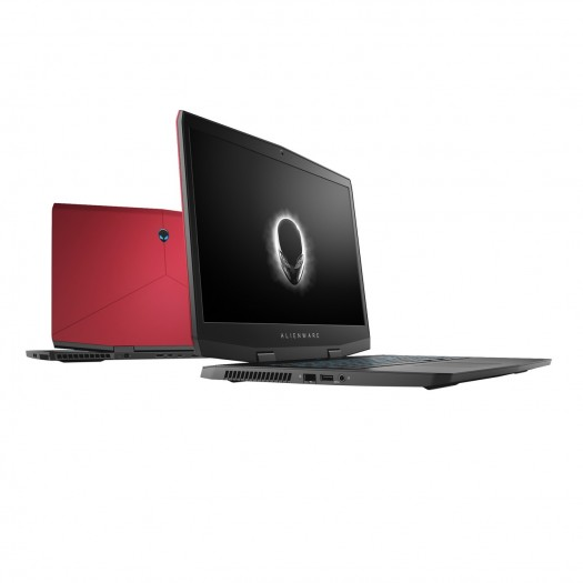 Alienware m17 (Bild: Dell)