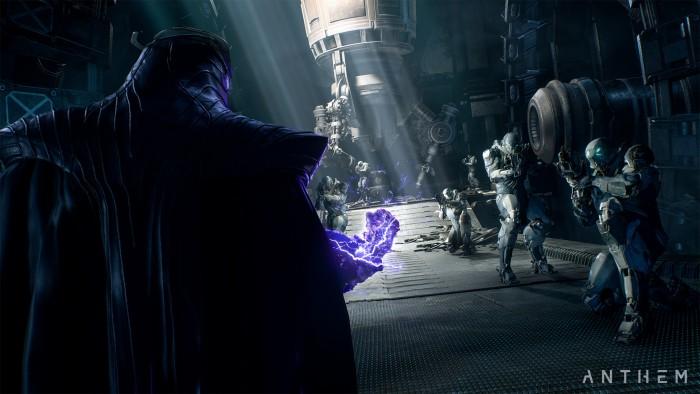 Artwork von Anthem (Bild: Electronic Arts)
