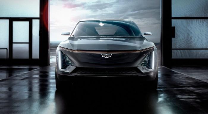 Elektro-Cadillac (Bild: General Motors)