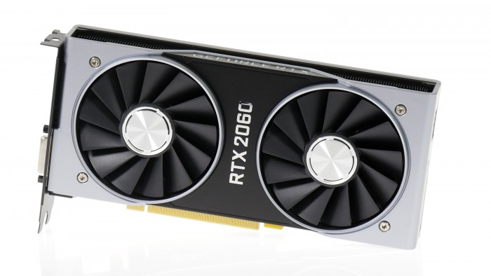 Geforce RTX 2060 (Bild: Marc Sauter/Golem.de)