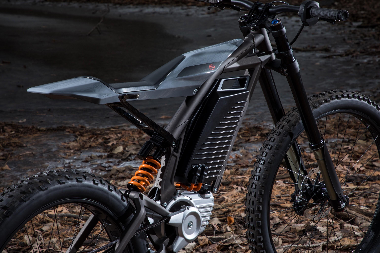 Livewire: Die erste Elektro-Harley kostet knapp 30.000 US-Dollar - Harley Davidson Dirtbike (Bild: Harley Davidson)