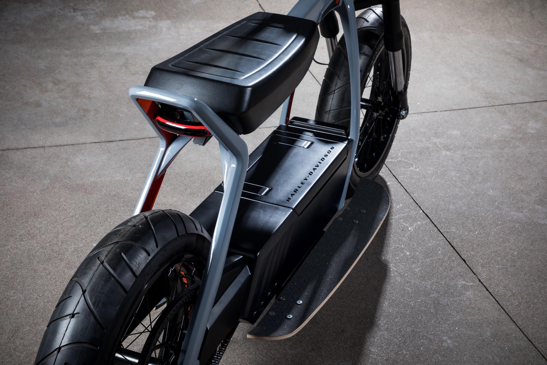 Livewire: Die erste Elektro-Harley kostet knapp 30.000 US-Dollar - Harley Davidson Roller (Bild: Harley Davidson)