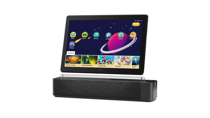 Smart Tab P10 (Bild: Lenovo)