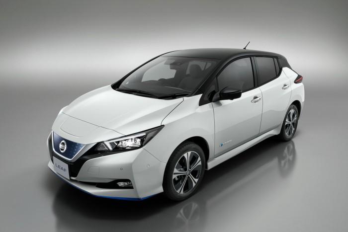 Nissan Leaf e+ (Bild: Nissan)