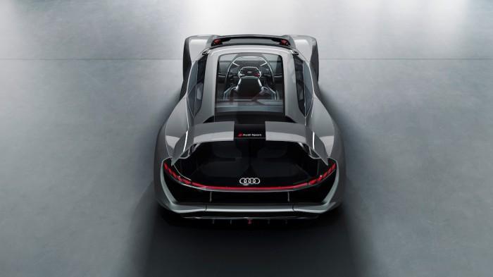 PB 18 e-tron (Bild: Audi)