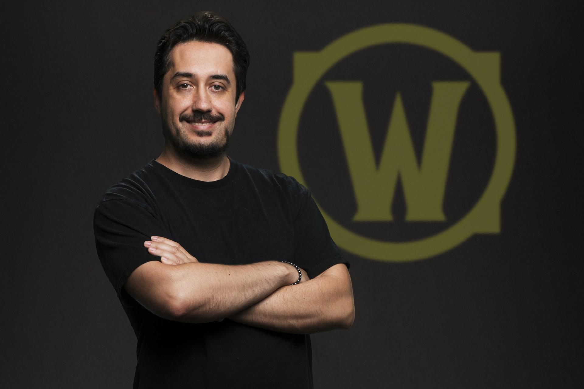 WoW Classic: World of Warcraft und die Macht der Nostalgie - Senior Software Engineer Omar Gonzalez ist seit fast 16 Jahren bei Blizzard. (Bild: Blizzard)
