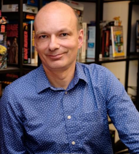 Heinrich Lenhardt war Chefredakteur des Spielemagazins Power Play, Gründer der Zeitschrift PC Player sowie an Konzeption und Entstehung von Buffed beteiligt. (Bild: Heinrich Lenhardt)