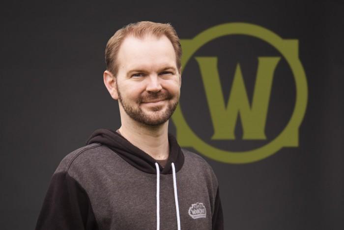 Brian Birmingham ist Lead Software Engineer bei Blizzard und arbeitet bereits seit 2006 an WoW. Er will mit WoW Classic ein Stück Spielkultur bewahren. (Bild: Blizzard)