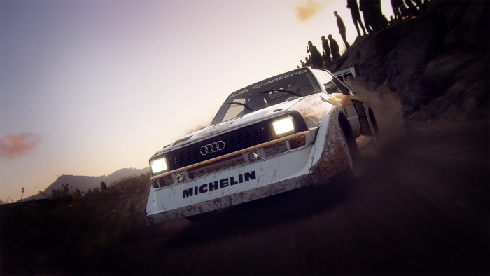 Dirt Rally 2.0 (Bild: Codemasters)