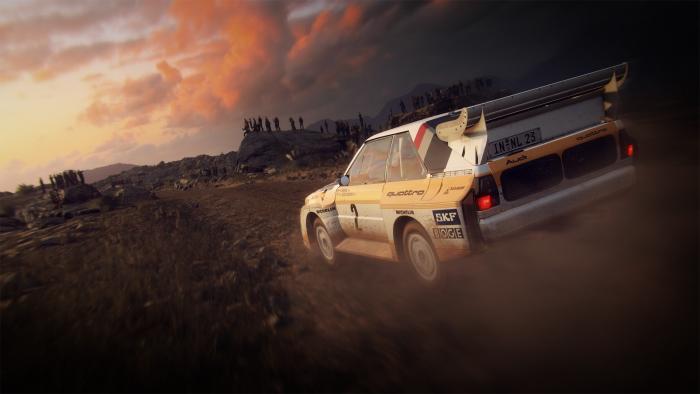 Dirt Rally 2.0 (Bild: Codemasters)