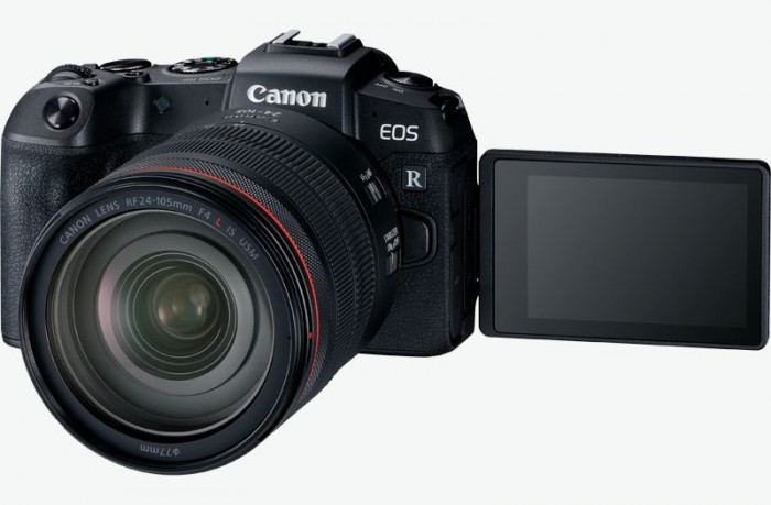 Canon EOS RP (Bild: Canon)