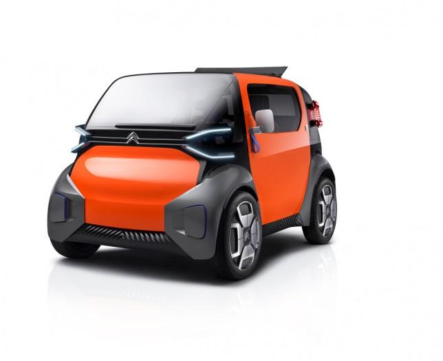 Citroën Ami One (Bild: Citroën)