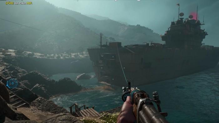 Expeditionen sind eine nette Neuerung. (Bild: Ubisoft/Screenshot: Oliver Nickel/Golem.de)