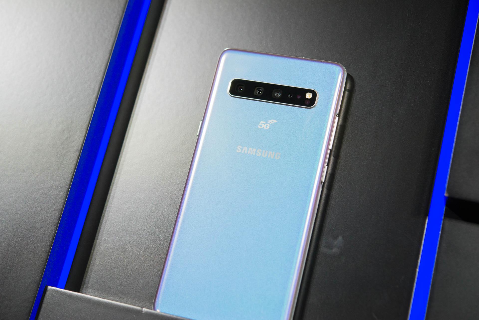 Galaxy S10 im Hands on: Samsung bringt vier neue Galaxy-S10-Modelle -