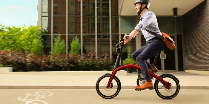 Ariv-Fahrräder (Bild: General Motors)