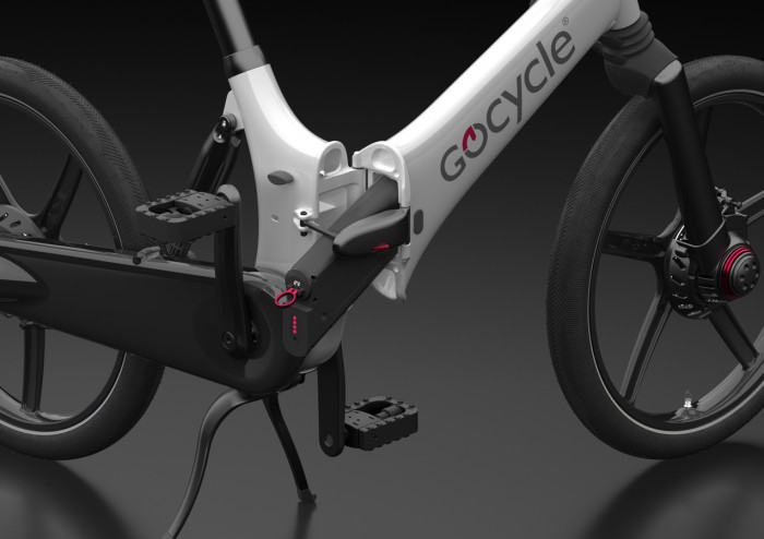 Gocycle GX (Bild: Gocycle)